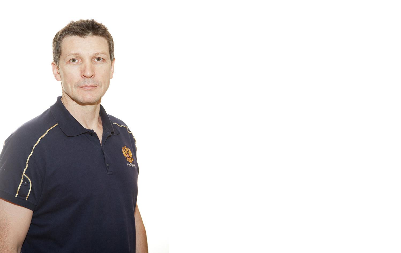 Хоккеист Игорь Кравчук