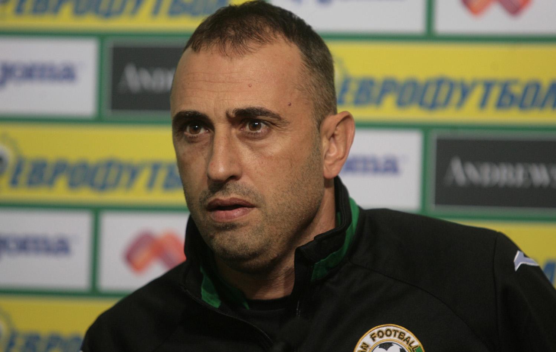 Ивайло Петев тренер болгария