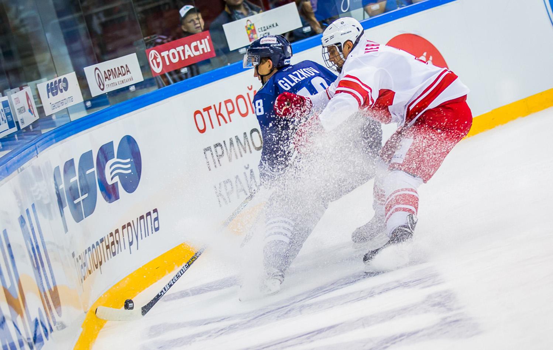 Иван Глазков Хоккеист