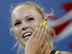 Каролин Возняцки теннисистка