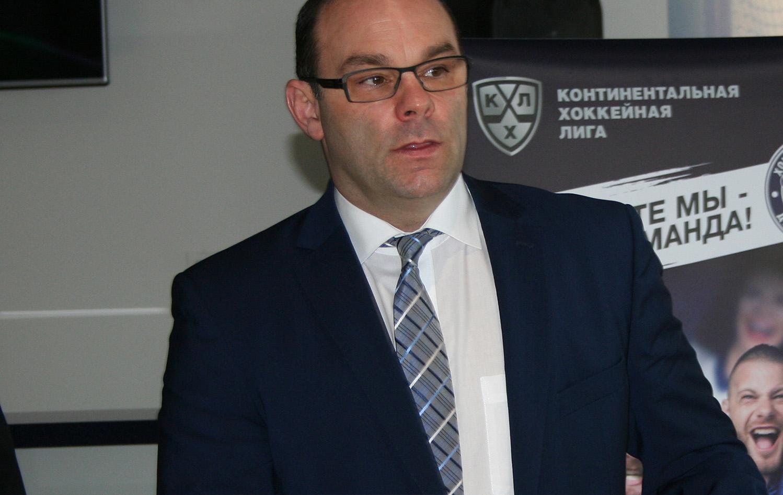 Крейг Вудкрофт КХЛ тренер