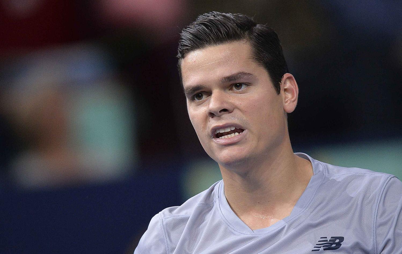 Милош Раонич теннисист
