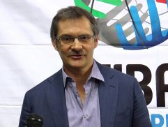 Сергей Базаревич главный тренер сборной России по баскетболу