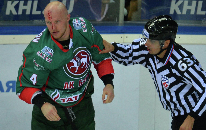 Владимир Денисов хоккеист Трактор