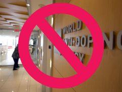 Всемирное антидопинговое агентство закрыто