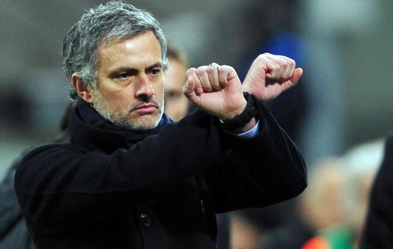 Жозе Моуринью тренер Манчестер Юнайтед