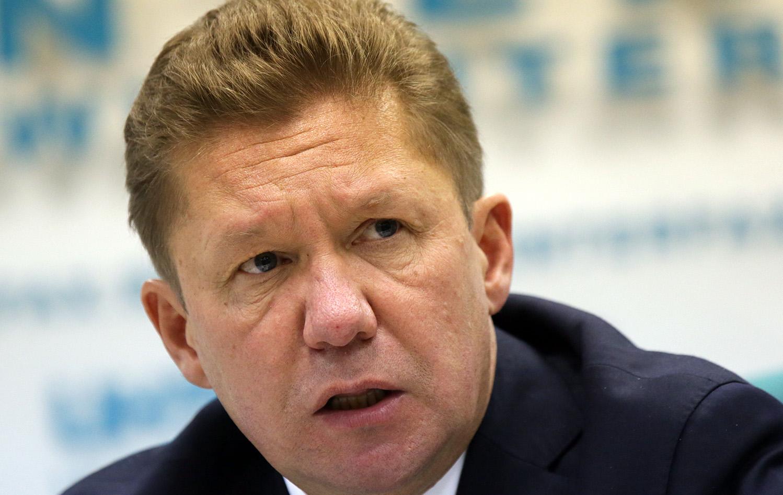 Алексей Миллер Газпром Стадион