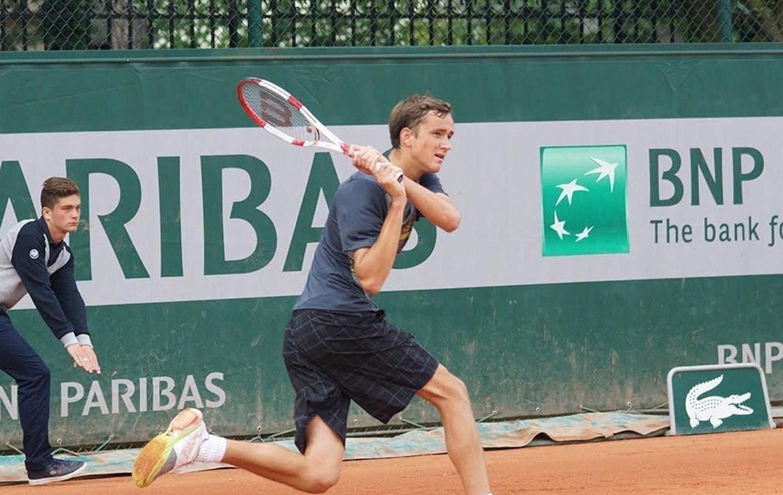 Даниил Медведев Теннисист