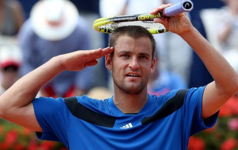 Михаил Южный теннисист