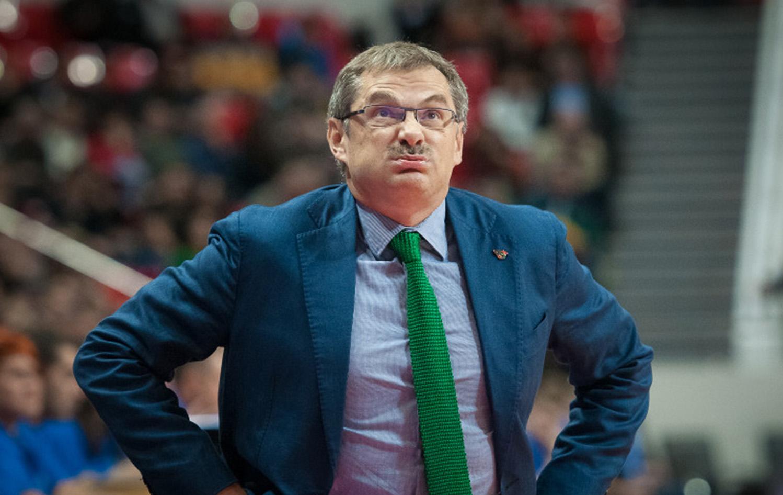 Сергей Базаревич - Тренер Сборной России по Баскетболу