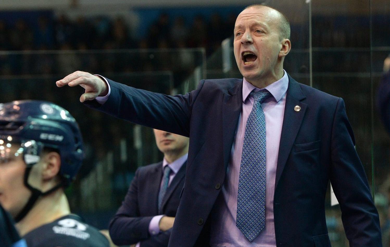 Андрей Скабелка тренер Сибири