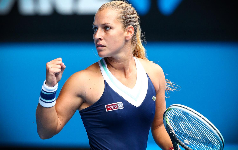 Доминика Цибулкова теннисистка фото