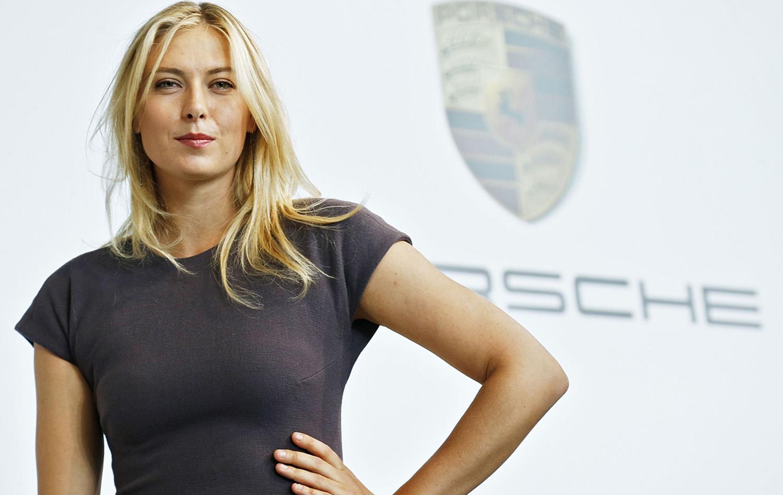 Мария Шарапова теннисистка фото