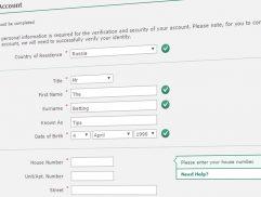 Как зарегистрироваться на сайте букмекерской конторы