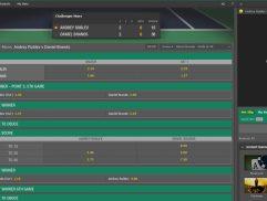 Стратегия ставок на теннис Live