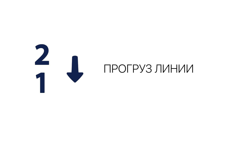 Прогруз линии букмекерских контор