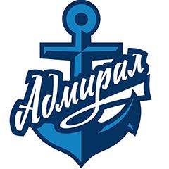 Логотип ХК Адмирал