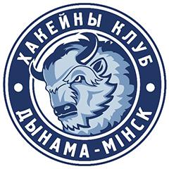 Логотип ХК Динамо МН