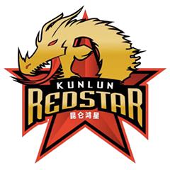 Логотип ХК Куньлунь Ред Стар