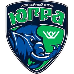 Логотип ХК Югра